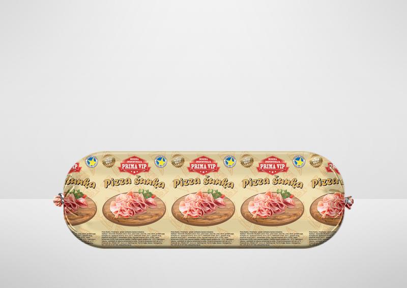 Pizza šunka kg