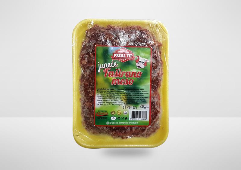 Juneće faširano meso 300g